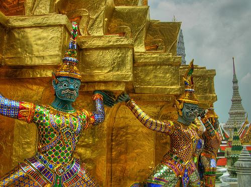 Thajsko Grand Palace