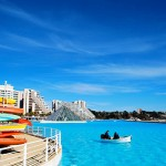 Největší bazén na světě (autor: Thiago Graça Couto, Flickr)