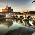 Řím - hrad andělů