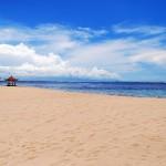 Bali, pláž u Grand Mirage (autor BEST PHOTO, Flickr)
