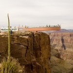 Vyhlídka nad Grand Canyonem (autor: Mozzer502, Flickr)