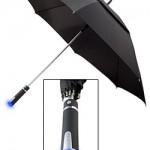 Deštník s předpovědí počasí