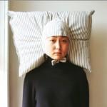 Cestovní polštář ... kam lehne tam usne