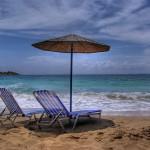 Rhodos, pláž (autor: Frode´s pix, Flickr)