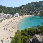 Ibiza, pláž