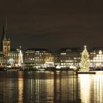 Hamburg o Vánocích (auror: eji, Flickr)