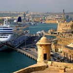 Malta, hlavní město Valletta (autor: gordmckenna, Flickr)