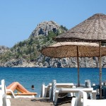 Pláž v Marmarisu (autor: Mimar Sinan, Flickr)
