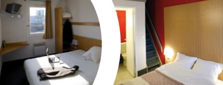 B&B hotel - ukázka pokoje