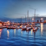 Apulie, Taranto v noci