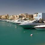 El Gouna: Abu Tig Marina (autor: Jez Page, Flickr)