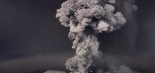Islandská sopka Grímsvötn