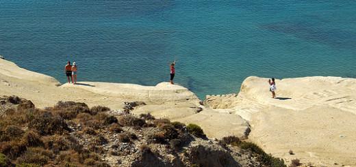 Rhodos Kolymbia moře