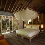 Beach Villa Interior Maledivi
