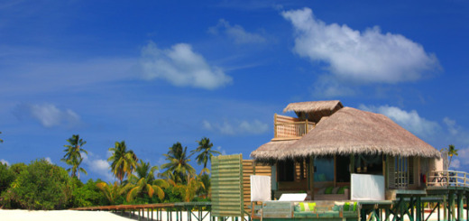 Maledivy Water Villa