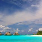 Water Villa Maledivi