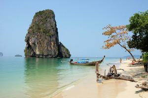Nejkrásnější pláže v Thajsku