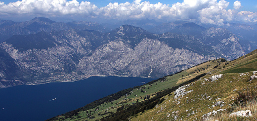 Lago di Garda jezero